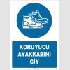 ZY1521 - Koruyucu ayakkabını giy