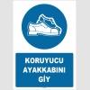 ZY1523 - Koruyucu ayakkabını giy