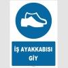ZY1530 - İş ayakkabısı giy