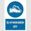 ZY1533 - İş ayakkabısı giy