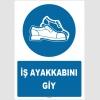 ZY1534 - İş ayakkabını giy