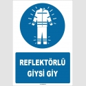 ZY1570 - Reflektörlü Giysi Giy