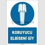 ZY1611 - Koruyucu Elbiseni Giy