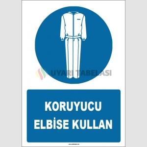 ZY1613 - Koruyucu Elbise Kullan