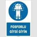 ZY1647 - Fosforlu Giysi Giyin