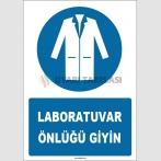 ZY1730 - Laboratuvar Önlüğü Giyin