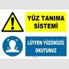 ZY1766 - Yüz Tanıma Sistemi, Lütfen Yüzünüzü Okutunuz