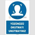 ZY1764 - Yüzünüzü Okutmayı Unutmayınız