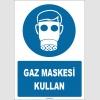 ZY1798 - Gaz Maskesi Kullan