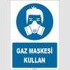 ZY1801 - Gaz Maskesi Kullan