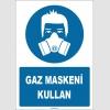 ZY1802 - Gaz Maskeni Kullan