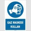 ZY1803 - Gaz Maskesi Kullan
