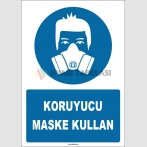 ZY1807 - Koruyucu Maske Kullan