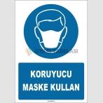 ZY1810 - Koruyucu Maske Kullan