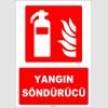 ZY1930 - ISO 7010 Yangın Söndürücü