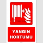 ZY1954 - ISO 7010 Yangın Hortumu