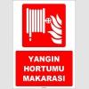 ZY1956 - ISO 7010 Yangın Hortumu Makarası