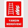 ZY1958 - ISO 7010 Yangın Merdiveni