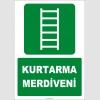 ZY2085 - ISO 7010 Kurtarma Merdiveni