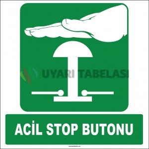 ZY2059 - Acil Stop Butonu