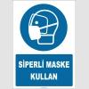 ZY2024 - Siperli Maske Kullan