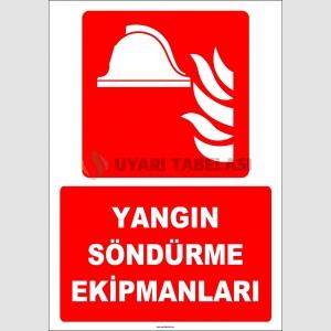 ZY2154 - ISO 7010 Yangın Söndürme Ekipmanları