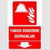 ZY2155 - ISO 7010 Yangın Söndürme Ekipmanları, Aşağıda