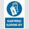 ZY2274 - Elektrikçi Eldiveni Giy