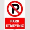 ZY2305 - Park Etmeyiniz
