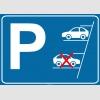 ZY2307 - Acil Çıkış İçin Araçları Geri Geri Park Ediniz