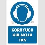 ZY2317 - ISO 7010 Koruyucu Kulaklık Tak