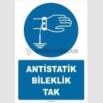 ZY2362 - Antistatik Bileklik Tak