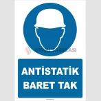 ZY2388 -  Antistatik Baret Tak