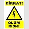 ZY2396 - Dikkat Ölüm Riski