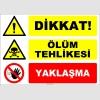 ZY2410 - Dikkat Ölüm Tehlikesi, Yaklaşma