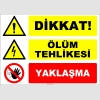 ZY2413 - Dikkat Ölüm Tehlikesi, Yaklaşma