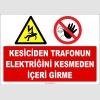 ZY2468 - Kesiciden Trafonun Elektriğini Kesmeden İçeri Girme