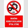 ZY2579 - Makina koruyucularını iptal etme