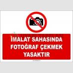 ZY2732 - İmalat Sahasında Fotoğraf Çekmek Yasaktır