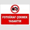 ZY2737 - Fotoğraf Çekmek Yasaktır