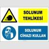 ZY2784 - Solunum Tehlikesi, Solunum Cihazı Kullan