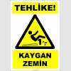ZY2799 - Tehlike! Kaygan Zemin