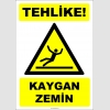 ZY2801 - Tehlike! Kaygan Zemin