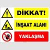 EF1147 - Dikkat! İnşaat Alanı, Yaklaşma