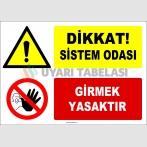 EF1188 - Dikkat! Sistem Odası, Girmek Yasaktır