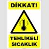 EF1216 - Dikkat! Tehlikeli Sıcaklık