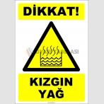EF1244 - Dikkat! Kızgın Yağ