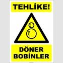 EF1257 - Tehlike! Döner Bobinler