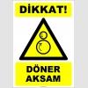 EF1256 - Dikkat! Döner Aksam