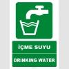 EF1262 - Türkçe İngilizce İçme Suyu Drinking Water